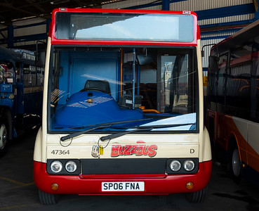 Dunfermline St Leonards Bus Depot Open Day