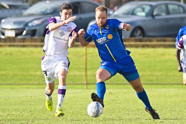 Inglewood United FC v Perth Glory