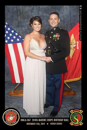 Marine Ball 2019 (On-Site Photography)