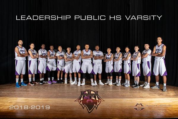 Leadership Public HS Basketball Photos