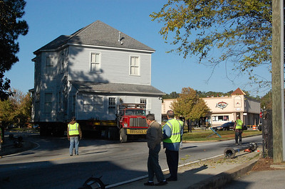 2011 Moving/Preserving Historic Homes Oct 2011