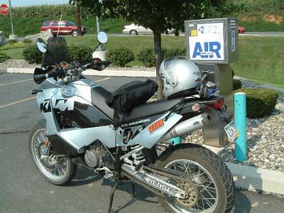 2004-9-4 Solo Ride