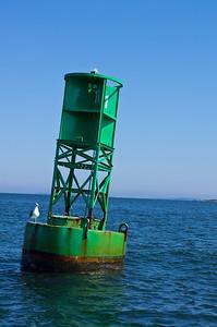 Harbor Buoy, Casco Bay