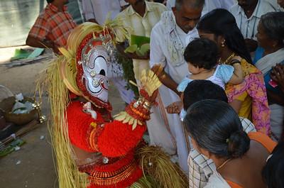 Theyyam - Theyyattam - Thira