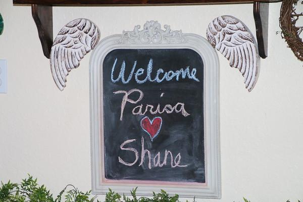 Parisa and Shane's beachside elopement wedding!