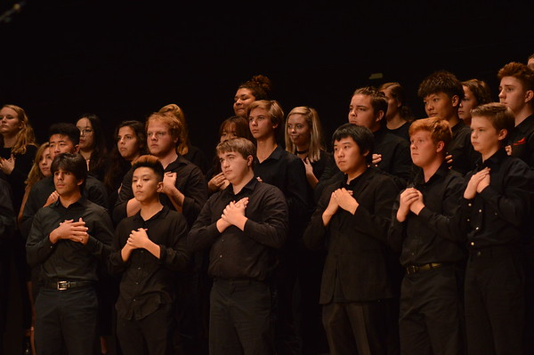 Fall Orchestra & Choir Concert