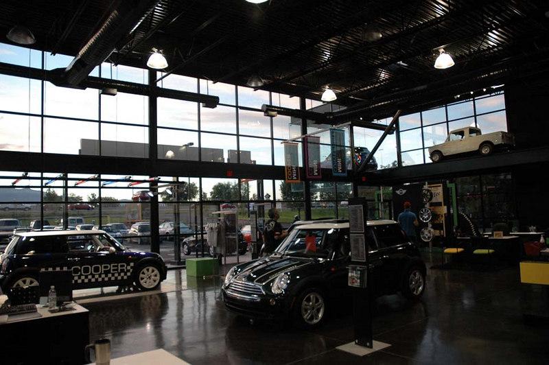 The interior of Sandia MINI is very impressive.