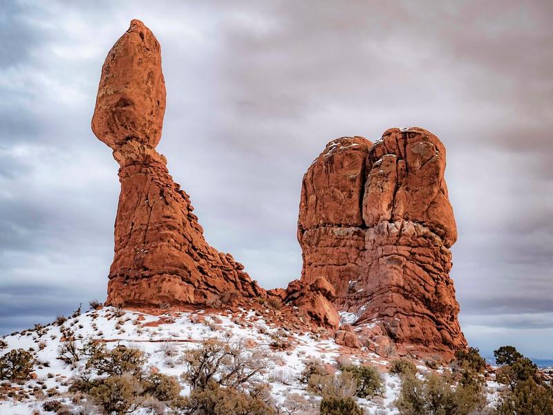 Arches_Balanced Rock