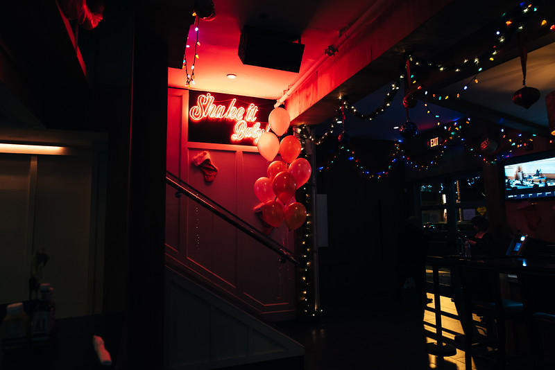 Private Party 12/8/18
