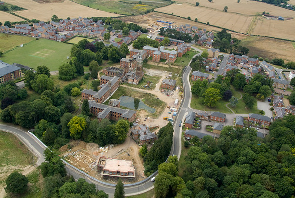 Aerial photographer in northamptonshire and buckinghamshire