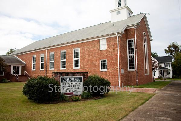 Progress- First Freewill Baptist  03-04-10