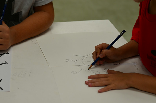 2014 Summer Arts and Crafts Camp