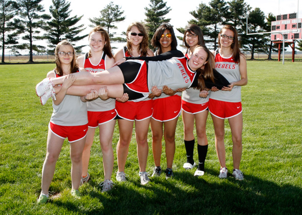 SNHS Track 2012
