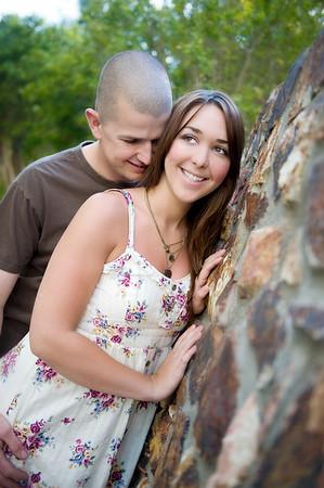 Jenna and Matt - Balboa Park Engagement