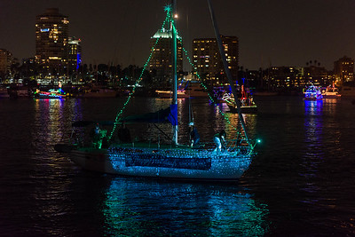 2017 Holiday Boat Parade