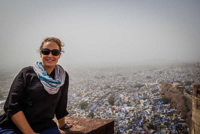 Travel Guide to Jodhpur - Blue City of India