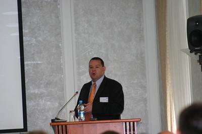 """Strokovna konferenca za finančne inštitucije """"Sprememba bančne paradigme"""", junij 2009"""