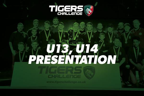 U13, U14 PRESENTATION