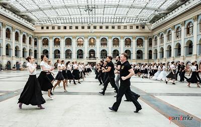 Репетиция Венского бала