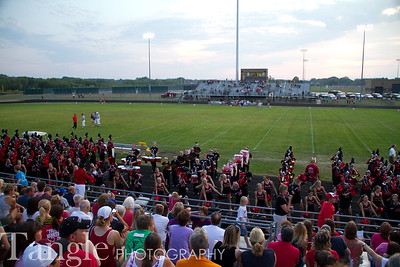 Marching Band - Football Game (2011-9-2)