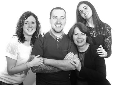 Box Family photoshoot