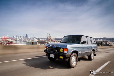 Kito's V12 Land Rover