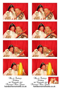 Heather & Cocksie's Wedding at Treveague Farm, Gorran Church Town 05-09-2015