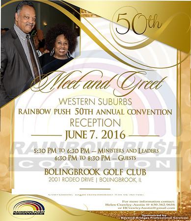 Pre-Convention Meet & Greet-Bolingbrook 6-7-2016