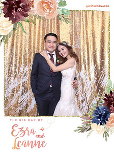Wedding of Ezra & Leanne