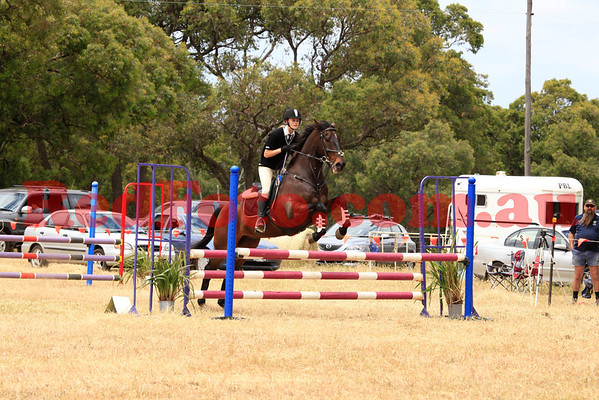 2011 11 13 Chidlow ShowJumping 85-90cm