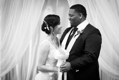 VJ & Yasmine's Wedding Day
