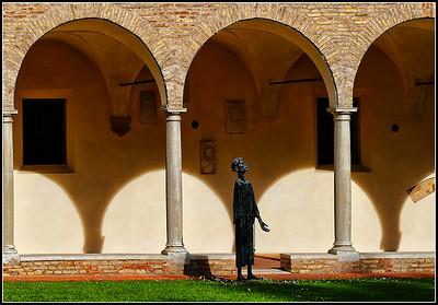 Ravenna : San Francesco e Tomba di Dante