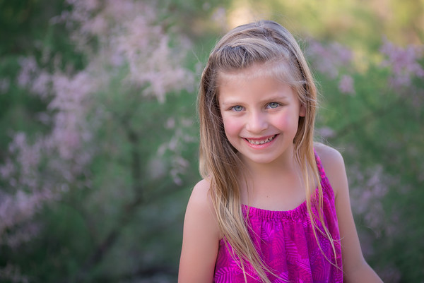 Haleigh - Phoenix AZ Children's Portraits | OhMGPhoto.com