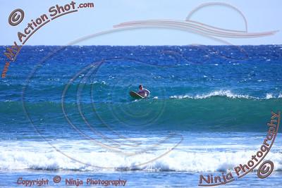 2009_11_16 - Surfing Waikiki, South Shore (OAHU) - Kurt