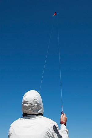 Kiting in Berkeley