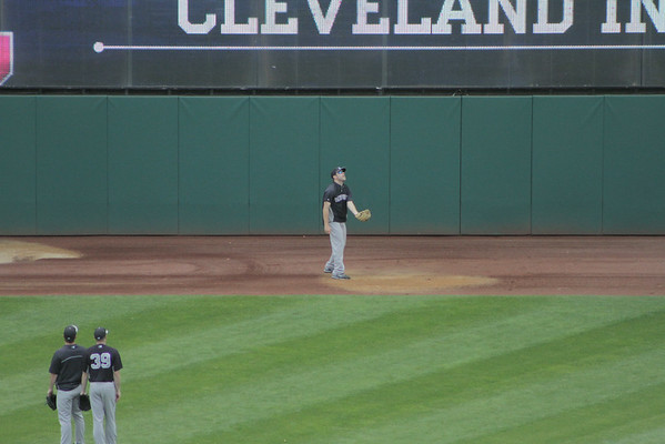 Indians vs Yankees July 8 2014