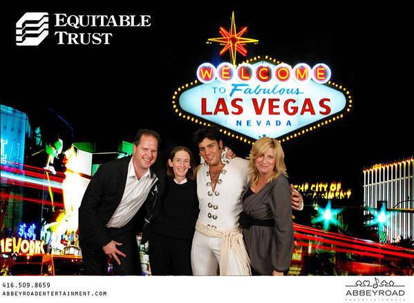 Equitable Trust Holiday Party