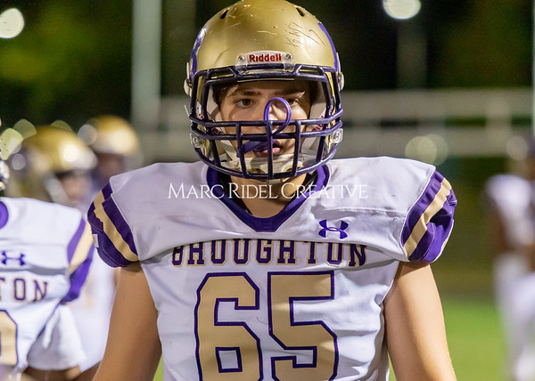Broughton Varsity football at Southeast Raleigh. October 4, 2019. D4S_5006