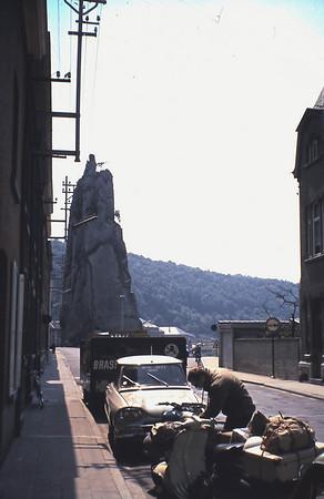 1965 Veldwerk Rene in Frankrijk