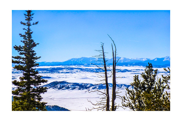 Badger Mountain, Colorado