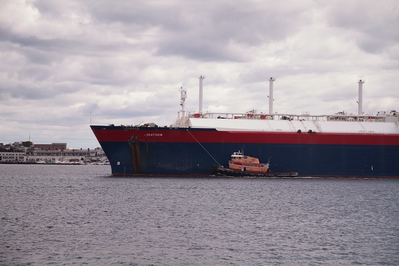 Matthew's ship