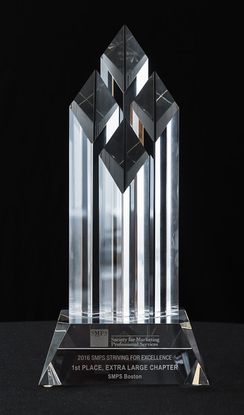 Award Trophy Product Shots
