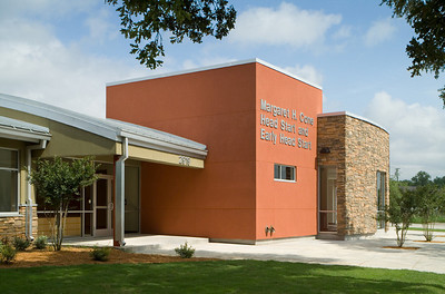 Headstart School, Dallas.  Client:  BRW Architects, Dallas.