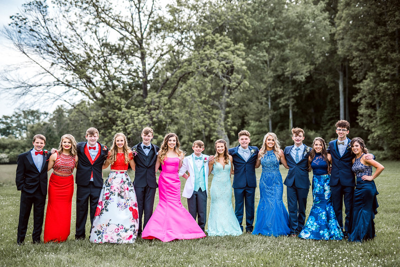 NMS: 8th Grade Formal