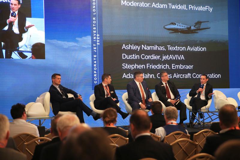 Corporate Jet Investor - Monday