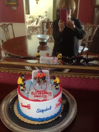 Henry's 5th Birthday
