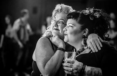 Welsh Rockabilly Party 2018 B&W