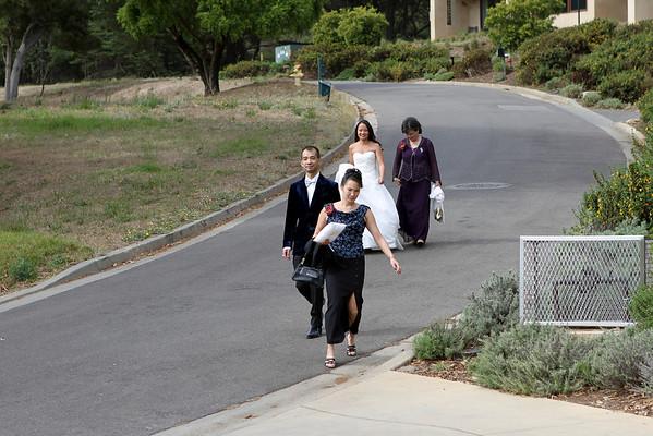 Karen Fong and Brian Cassidy Wedding
