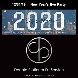 12/31/19 New Year's Eve at The Milwaukee Brewing Company
