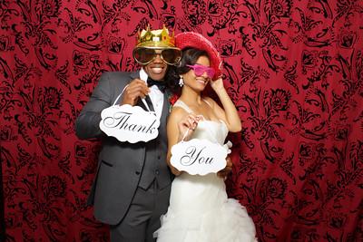 Photo Booth - Auguste & Jennifer's Wedding